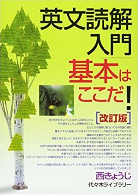関関同立 英語 参考書 英文解釈